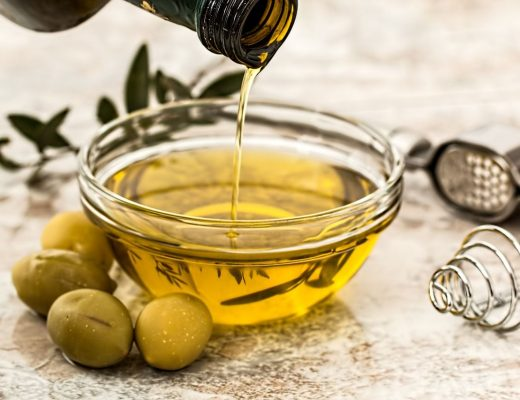 types d'huile d'olive