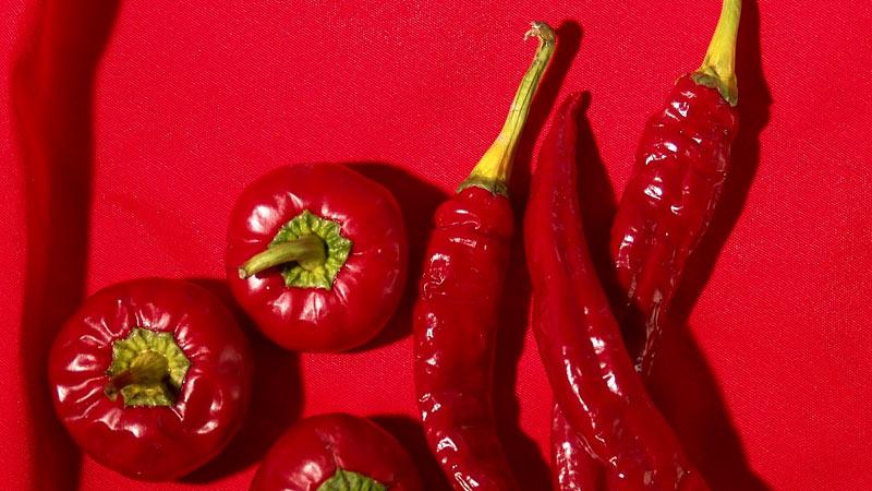 de poivron à paprika
