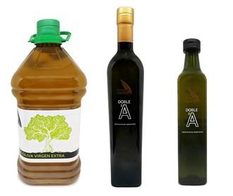 huile d'olive décantation naturelle