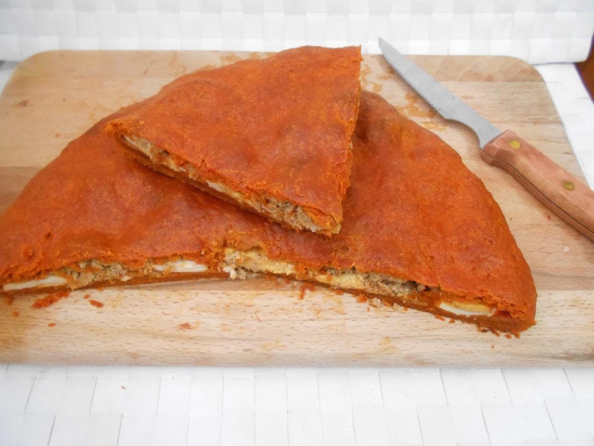 Recette de l'empanada Murciana