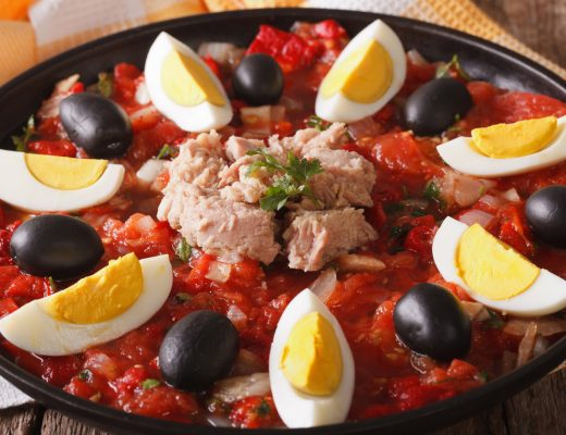 ensalada murciana - salade de Murcie