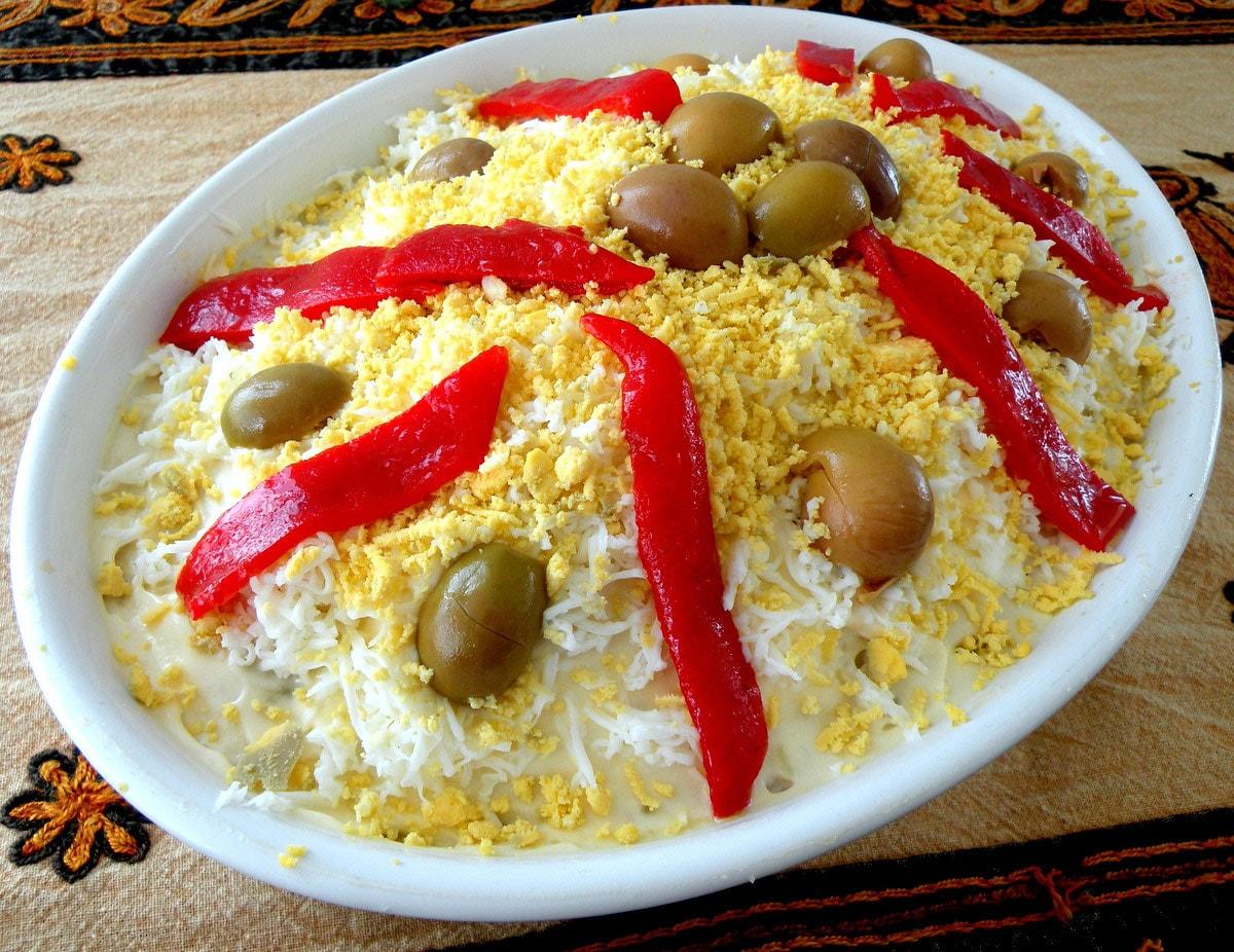 Recette de la salade russe à la Murciana