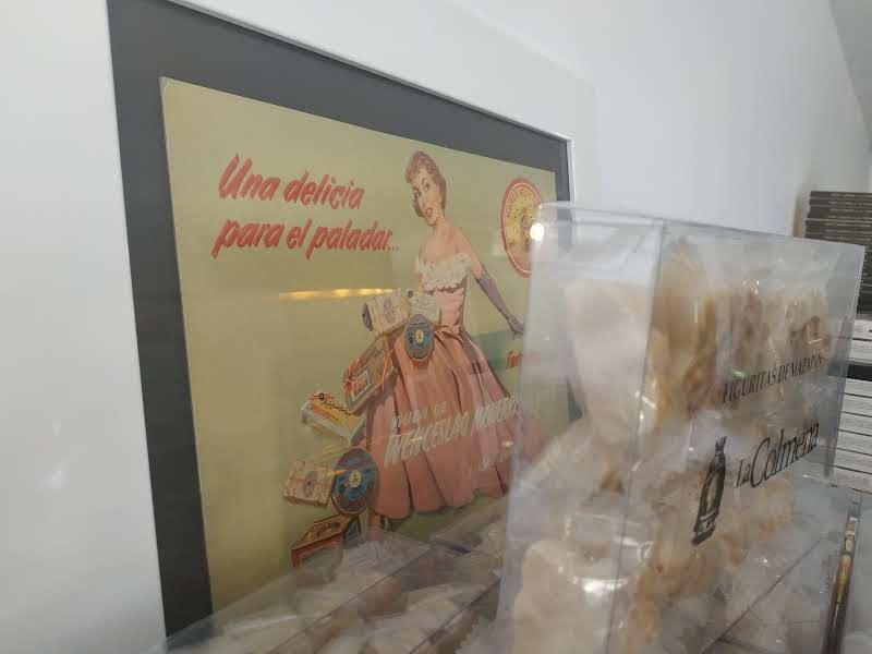 mere au foyer qui aime le turron
