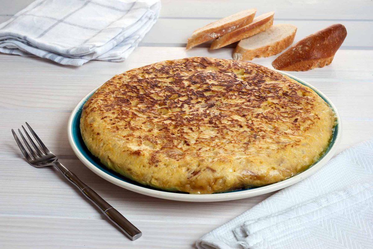 recette omelette espagnole