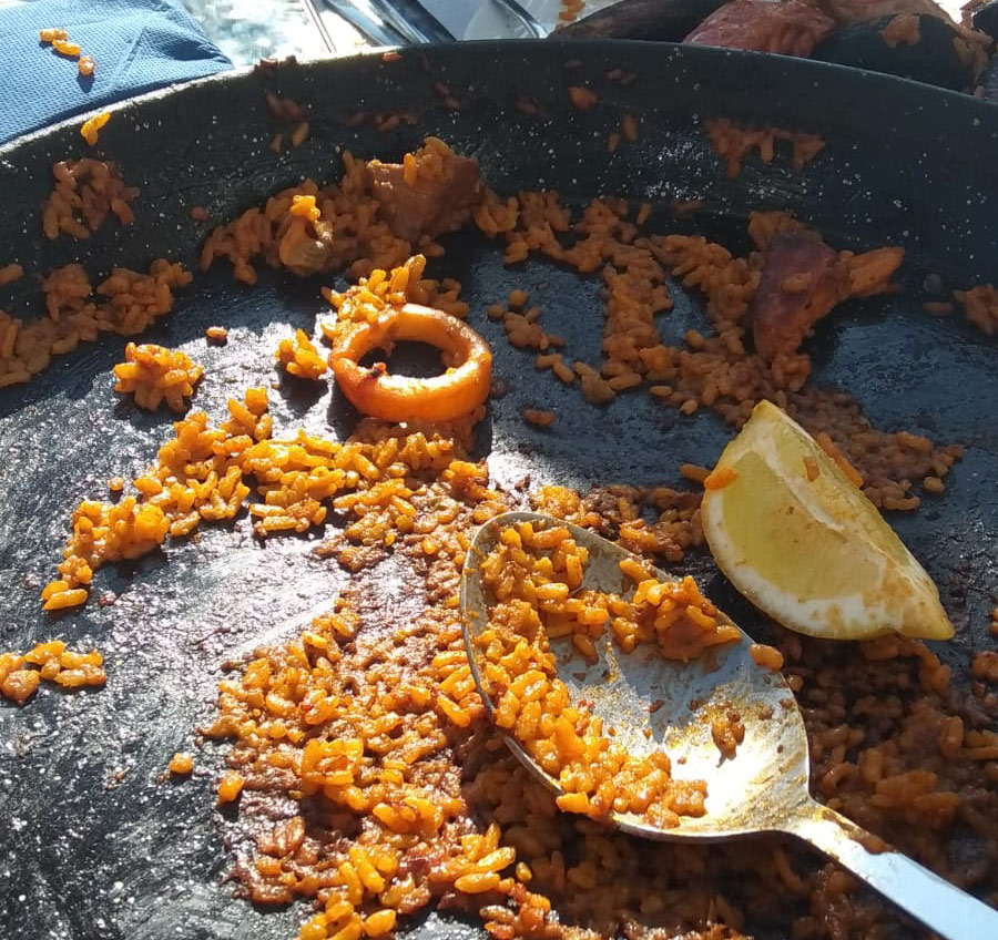 paella mangée