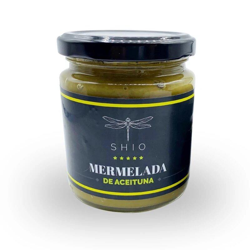 confiture olives