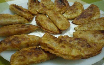 Empanadillas de bonito – Empanada au thon Bonito