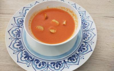 Le gaspacho andalou – gazpacho andaluz