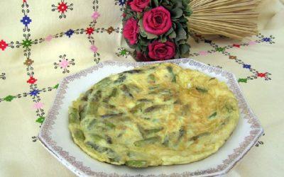 Recette de la tortilla aux asperges sauvages – esparragos trigueros